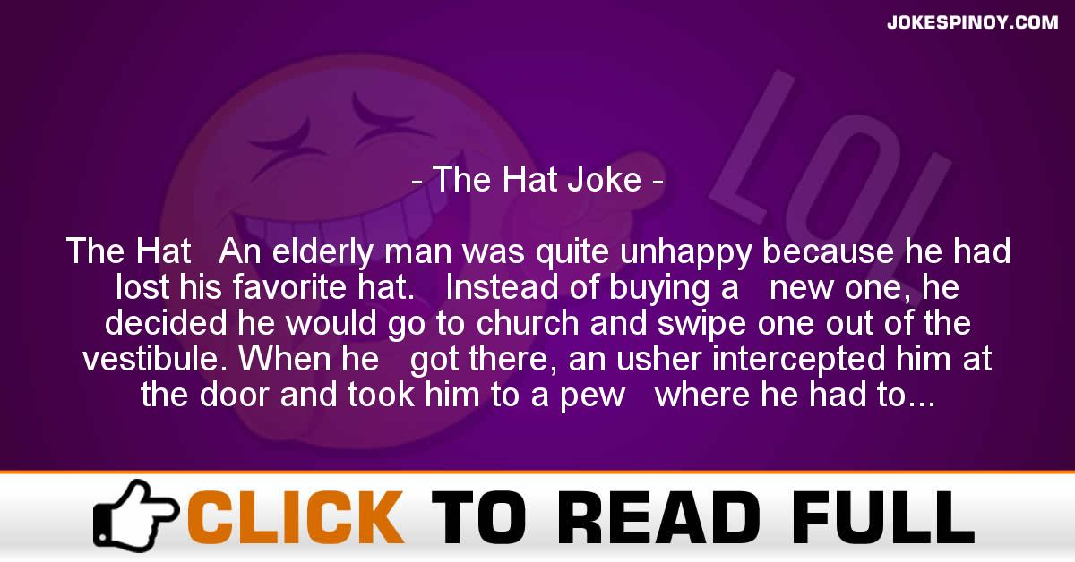The Hat Joke