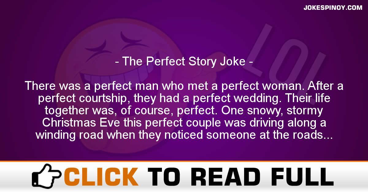 The Perfect Story Joke