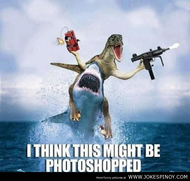 Photoshop Funny Picture