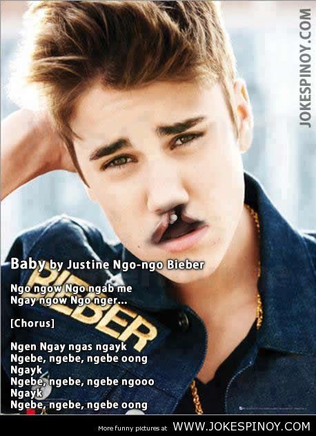 Justin Ngo Ngo Bieber