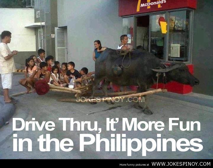 Philippine Drive Thru