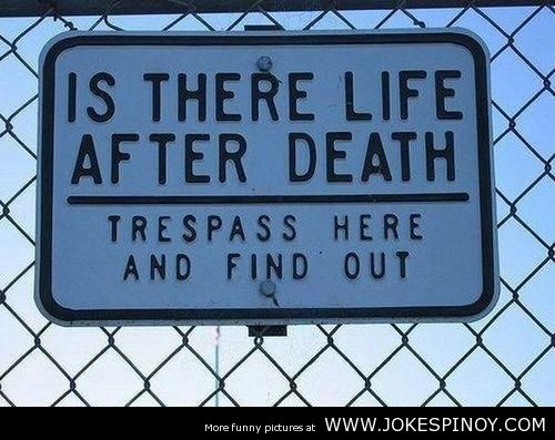 Life After Death - Funny