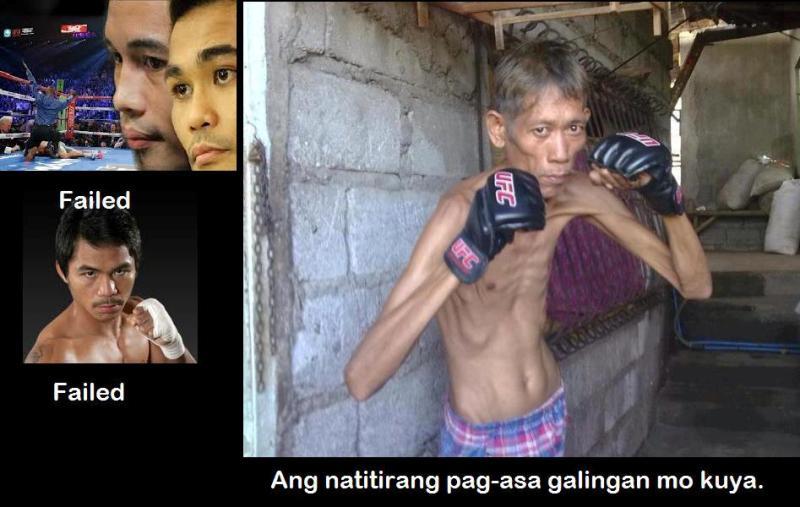 Pinoy UFC Champion