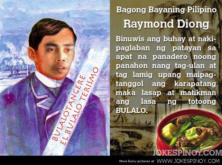 Boy Bulalo, Ang Bagong Bayaning Pilipino