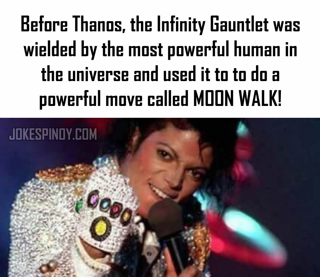 The First Wielder of Infinity Gauntlet