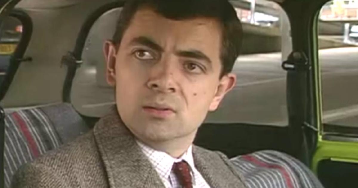 Mr Bean Car Park Chaos Funny Video