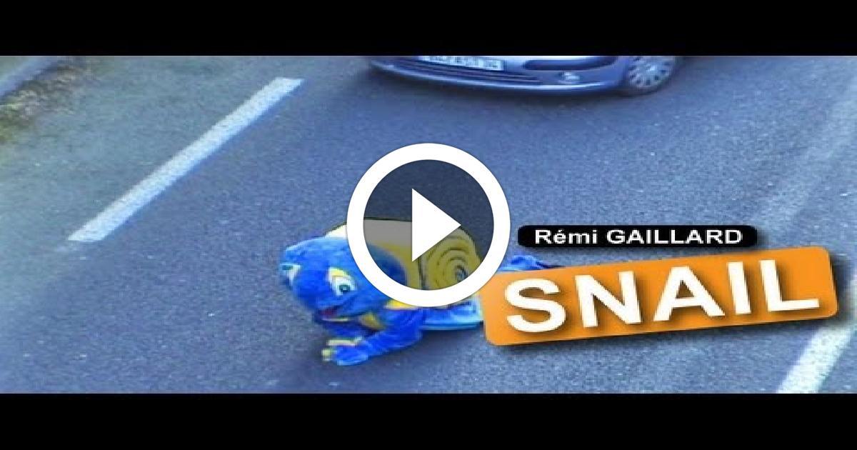 Snail Traffic Prank Funny Video