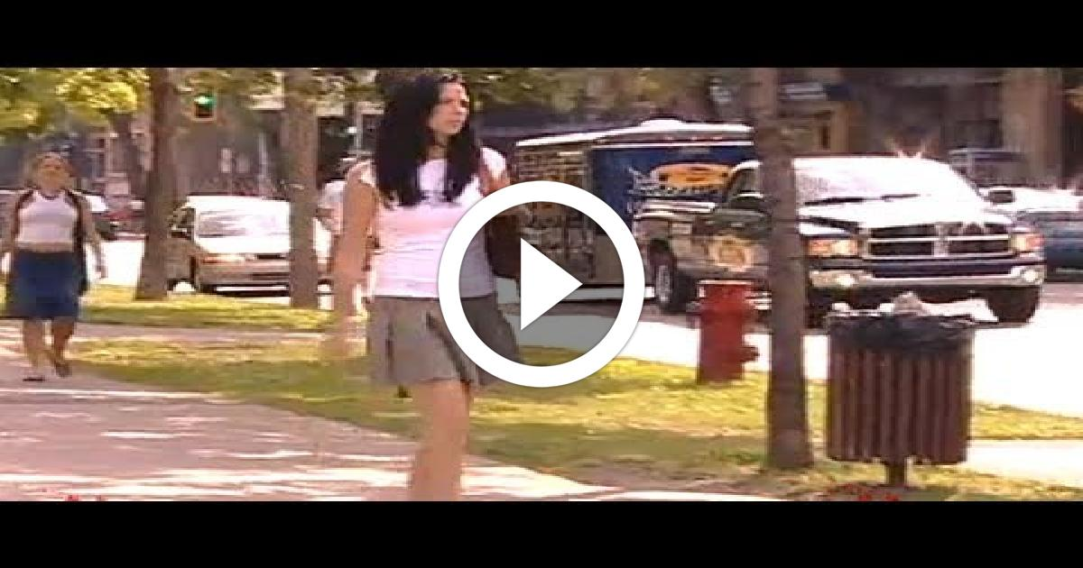 Young Pervert Whistles At A S*xy Girl Prank Funny Video