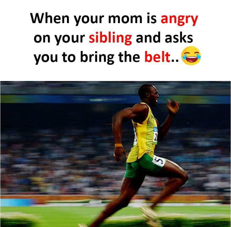 When Your Mom is Angry